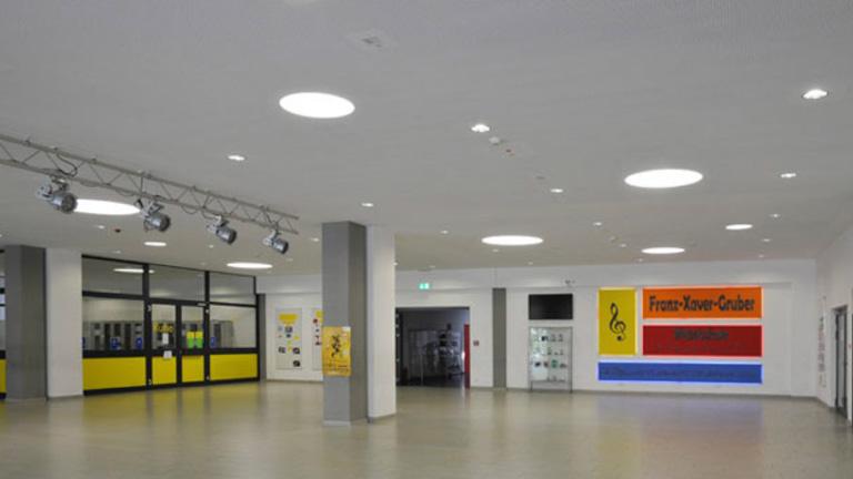 Grund- und Mittelschule Burghausen