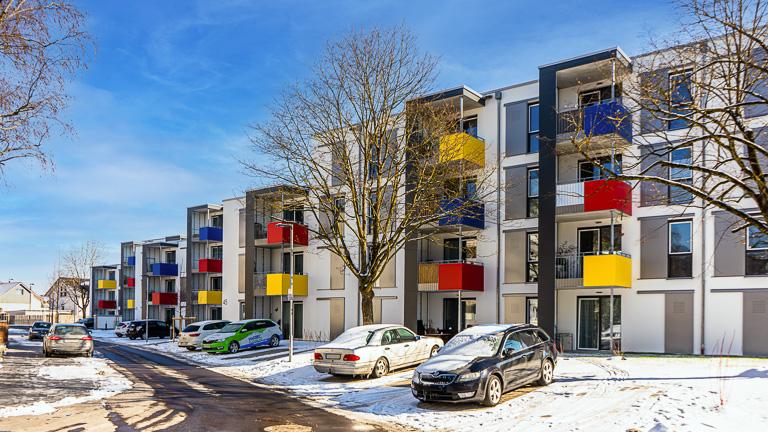 Wohnanlage Immanuel-Kant-Straße